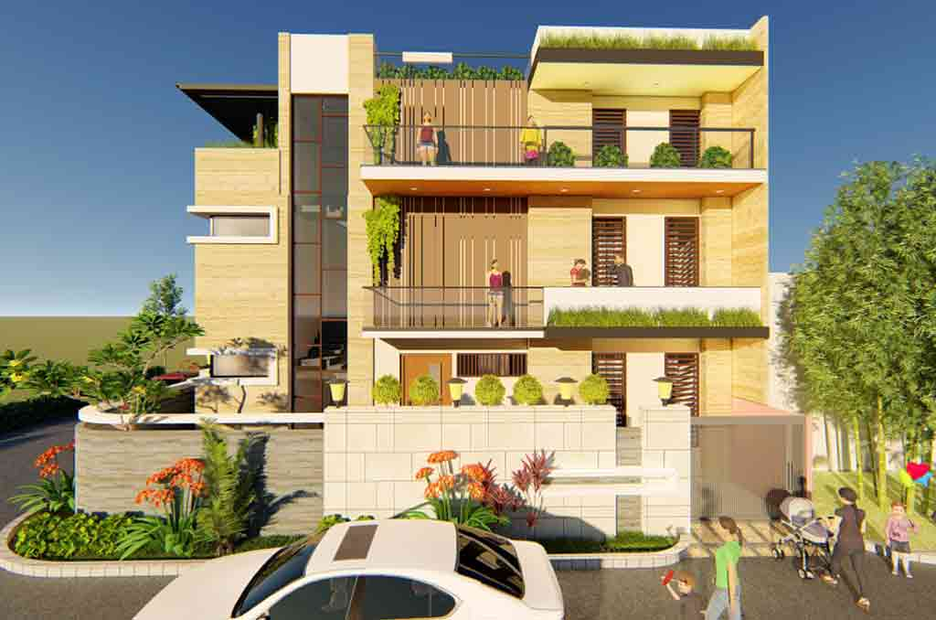 residential-architects-in-faridabad