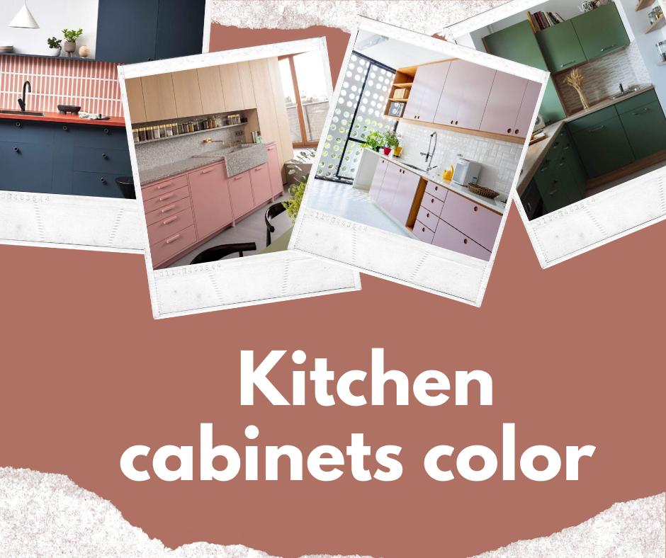 """"""" kitchen color """""""