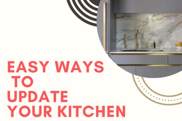 """"""" kitchen update """""""