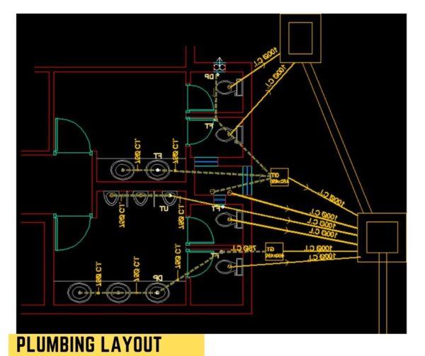 """""""plumbing drawing"""""""