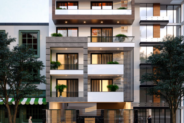 Architects-in-Charmwood-Village-Faridabad-